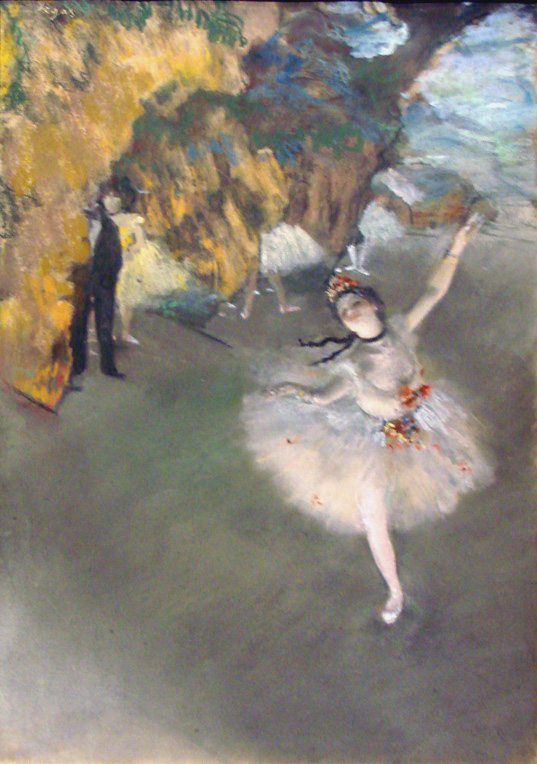 Degas-dance