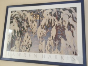 lawren harris snow